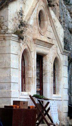 FauxBilicious!: Gouverneto Monastery