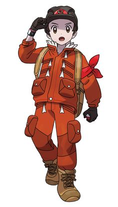 View an image titled 'The Crown Tundra Boy Trainer Art' in our Pokémon Sword and Shield art gallery featuring official character designs, concept art, and promo pictures. Pokemon Human Characters, Pokemon Rpg, Pokemon Manga, Pokemon Fan Art, New Pokemon, Game Character Design, Character Art, Pokemon Official, Pixel Animation