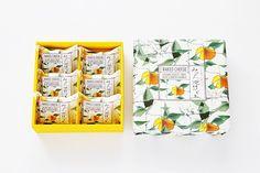 Amazing Japanese Food Packaging by AWATSUJI Design