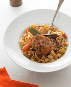 Peloponnese Classic: Cinnamon Tomato Sauce, Noodles, Rooster or Chicken