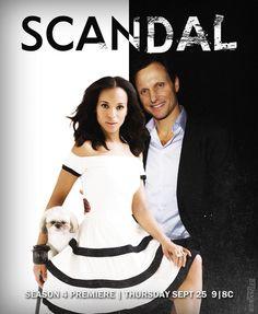 beliskner: Enjoy another #Scandal S4 promo poster!!!!