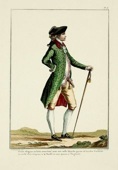 EKDuncan - My Fanciful Muse: Fashion for Men during the time of Marie Antoinette