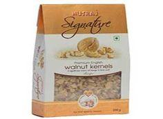 Nutraj Signature Premium English Walnut Kernels 200 gms At Rs.239