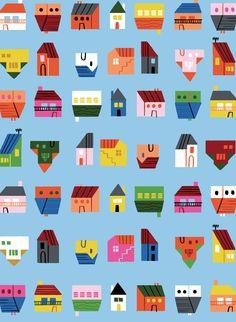 아멜리에 Falière : 포트폴리오 : 어린이의 삽화