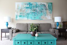 make large canvas wall art for 14, crafts, diy, wall decor