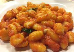 El Gourmet Urbano: ¿Un buen almuerzo? Ñoquis de patata al fileto #receta