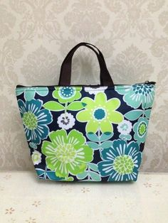 Defective Thirty one Thermal Picnic Lunch Tote Bag 31 Best Buds new gift pd