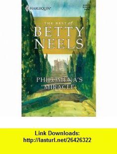 Philomenas Miracle (Best of Betty Neels) (9780373198856) Betty Neels , ISBN-10: 037319885X  , ISBN-13: 978-0373198856 ,  , tutorials , pdf , ebook , torrent , downloads , rapidshare , filesonic , hotfile , megaupload , fileserve