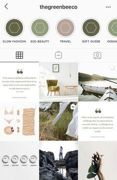 Instagram Feed Layout, Feeds Instagram, Instagram Grid, Instagram Frame, Instagram Design, Instagram Posts, Social Media Template, Social Media Design, Grid Design