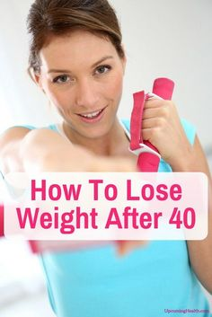 Guide To Losing Weight After The Age Of 40