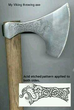 Battle ax