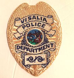 Visalia PD California Patch Tulare County • $18.50 - PicClick
