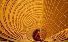 China - Shanghai - Jin Mao Tower - Shanghai Grand Hyatt Hotel