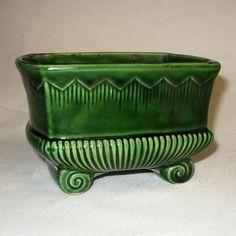 vintage planter companies pottery | Vintage Pottery Planters