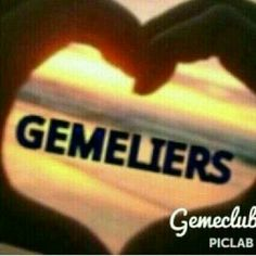 Gemelier.
