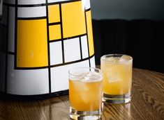 Innovative East Village cocktail haunt Pouring Ribbons just launched a new cocktail menu inspired by Route 66 that features drinks served with a paper teepee, a vintage coffee thermos and various other Americanabric a brac.Check out descriptions of some of the vintage-inspired drinks ...
