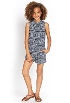 Rompers & Jumpsuits | GIRLS | Forever 21