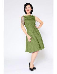 Monique green - Rockabilly Clothing - Online Shop für Rockabillies und Rockabellas