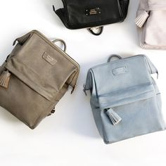 Monopoly Cratte mini leather backpack by Monopoly. The Cratte mini leather backpack is perfect for school, office and so much more.