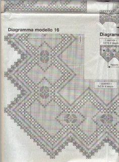 Die 134 Besten Bilder Von Muster Anleitungen Hardanger Tutorials