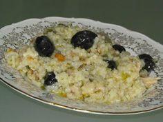 Top Cuisine avec Lavi: Pilaf cu pui si masline / Chicken Pilaf with olive...