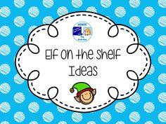 Elf on the Shelf Ideas Pinterest Board