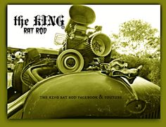 the KING rat rod