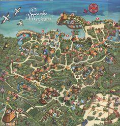 Xcaret  Cancun Mexico Park Riviera Maya 4K 2016  YouTube