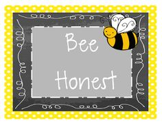 Bee Statements (Freebie)