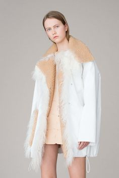 The Top 10 Runway Trends of Pre-Fall 2016 | SHEARLING THRILL | Paco Rabanne