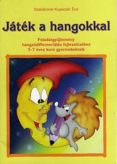 Játék a hangokkal - Borka Borka - Picasa Webalbumok Home Learning, Dyslexia, Portfolio, Special Education, Teaching Kids, Diy For Kids, Winnie The Pooh, Little Ones, Kindergarten