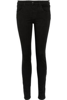 J BrandMaria Power Stretch high-rise skinny jeans