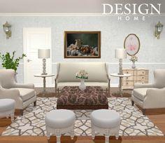 An inviting livingroom by tiffani valencia