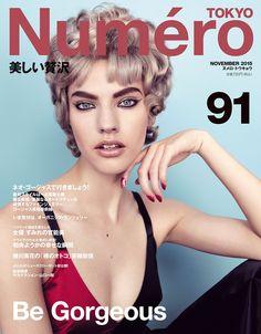 Amazon.co.jp: Numero TOKYO(ヌメロ・トウキョウ)2015年11月号: 本