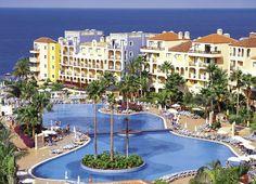 Bahia Principe Resort - Bahia Principe Costa Adeje / Bahia Principe Tenerife in Costa Adeje - Hotels in Kanaren bei www.lemon-reisen.de #reise #hotel #urlaub #lastminute