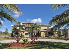 FOR SALE @ $1,525,000 Luxury Portfolio Home in South Florida City of Davie 1.5-acre lot a 5,730 S/Q-F/T 5-B/R 6-B/R 3-Car Garage. Run with your offer @ RRamkerath@aol.com  REF #: A1514414