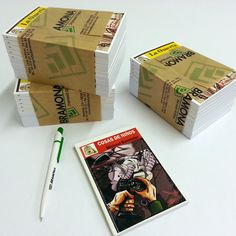Libros fresados personalizados de bolsillo para Francisco Caudet