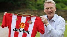 Sunderland: David Moyes replaces Sam Allardyce as manager - BBC Sport