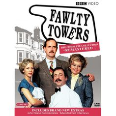 Amazon.com: Fawlty Towers: The Complete Collection Remastered: John Cleese, Andrew Sachs, Connie Booth, Prunella Scales: Movies & TV
