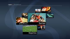TV User Interface. 2008