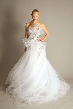 Marchesa Bridal 2009