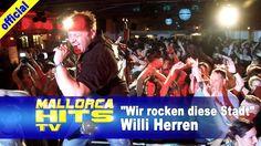Willi Herren - Wir rocken diese Stadt - live bei der Mallorca Party in Durmersheim.  Mallorca Party Hits 2013  http://MallorcaHitsTV.de
