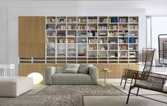 Et Cetera Library, by Patrick Pagnon and Claude Pelhaître for Ligne Roset.