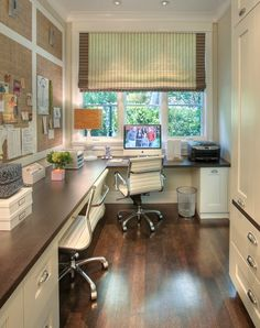 Double Duty Home Office