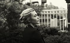 """Kate Winslet for """"An Englishman in New York"""""""