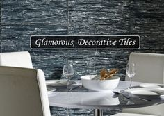 Beautiful New Glamorous Tiles Arrive at TileStyle