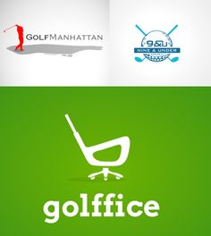 37 Creatively Designed Golf Logos