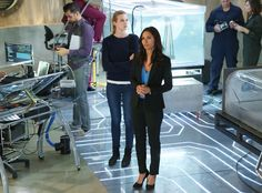 Stitchers, ABC Family - Emma Ishta (Kirsten) Salli Richardson-Whitfield (Maggie).