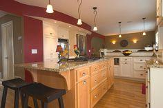 cool kitchen...