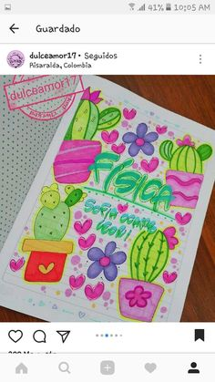 Doodle Frames, Decorate Notebook, Caligraphy, Ideas Para, Stencils, Diy And Crafts, Doodles, Bullet Journal, Kids Rugs